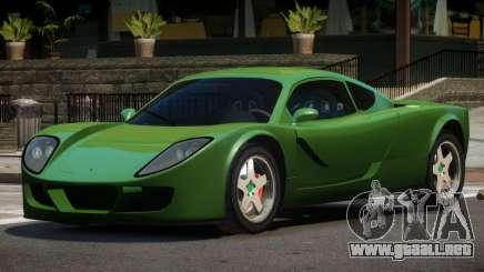 Farboud GTS V1.1 para GTA 4