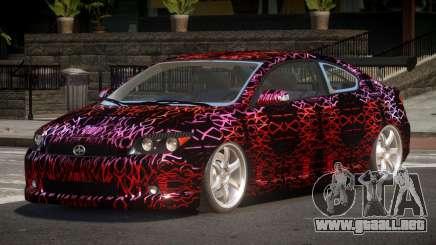 Scion TC Sport V1.0 PJ1 para GTA 4
