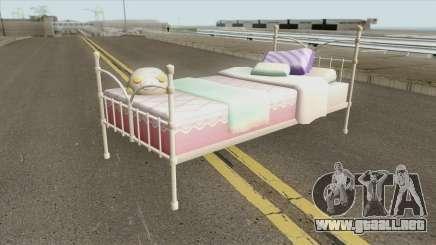 Kanata Konoe Bed para GTA San Andreas