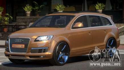 Audi Q7 E-Style para GTA 4