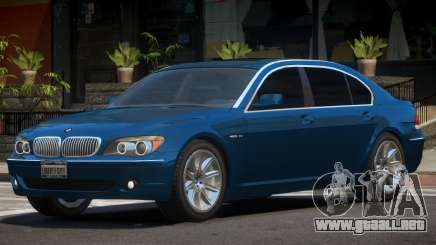 BMW 7-er E66 ST para GTA 4