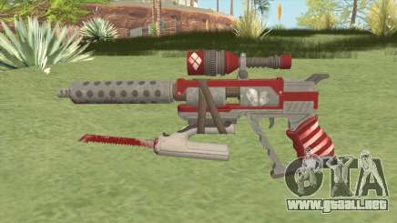 Custom Pistol para GTA San Andreas