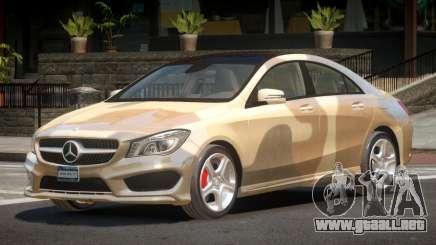 Mercedes Benz CLA V1.0 PJ1 para GTA 4
