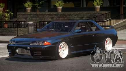 Nissan Skyline R32 LT para GTA 4
