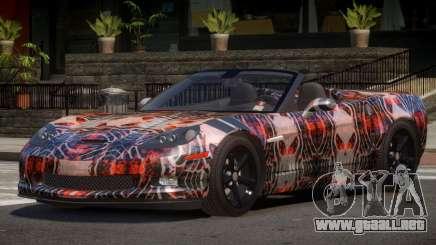 Chevrolet Corvette SR PJ2 para GTA 4