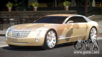2003 Cadillac Sixteen V1.2 PJ1 para GTA 4