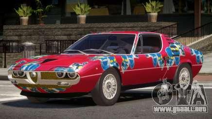 Alfa Romeo Montreal V1.0 PJ5 para GTA 4