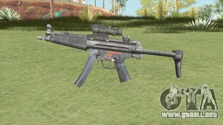 MP5A5 para GTA San Andreas
