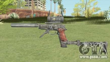 Beretta M93R Custom para GTA San Andreas