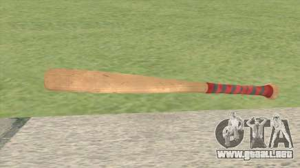 Harley Quinn Baseball Bat HD para GTA San Andreas