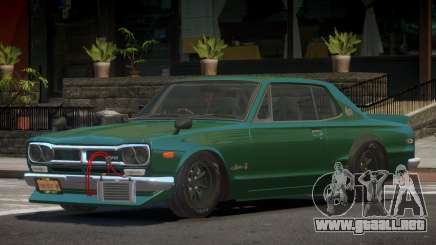 Nissan Skyline Old para GTA 4