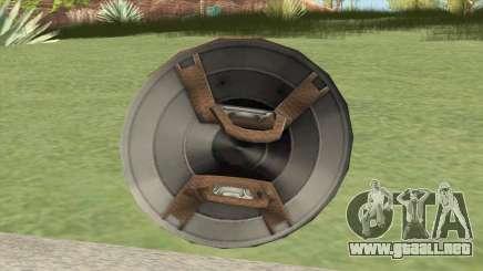 Shield-Parachute (Assassins Creed Odyssey) para GTA San Andreas