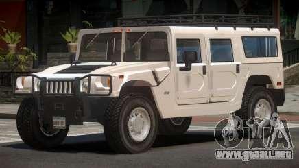 Hummer H1 V1.3 para GTA 4