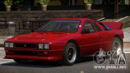 Lampadati Mesos Rallye para GTA 4