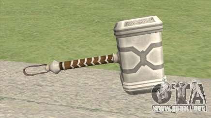 Mjolnir para GTA San Andreas