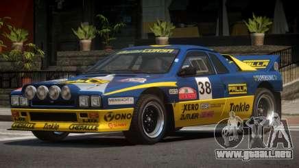 Lampadati Mesos Rallye PJ3 para GTA 4