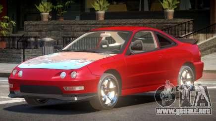 Acura Integra R-Tuning para GTA 4