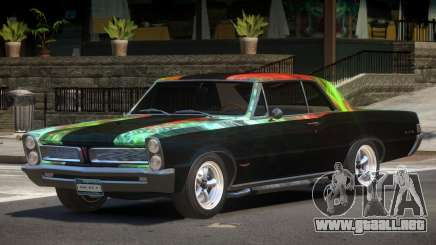 Pontiac GTO LT V1.0 PJ3 para GTA 4