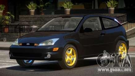 Ford Focus S-Tuned para GTA 4