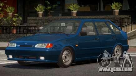 VAZ 2114 LS para GTA 4