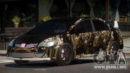Honda Civic R-Tuning PJ5 para GTA 4