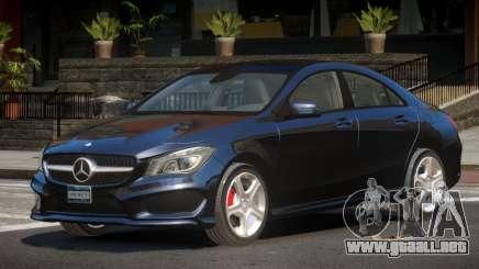 Mercedes Benz CLA V1.0 para GTA 4