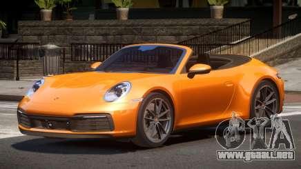 2019 Porsche 911 Carrera S para GTA 4