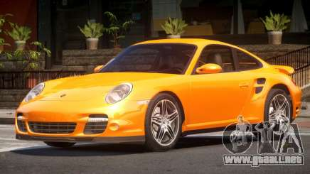 Porsche 911 Turbo S-Tuned para GTA 4