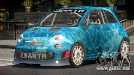 Fiat 500 L-Tuned PJ1 para GTA 4