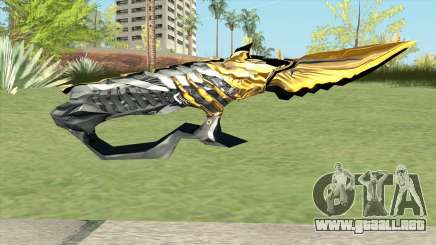 Knife (Born Beast Noble Gold) para GTA San Andreas