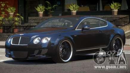 Bentley Continental GT Elite para GTA 4