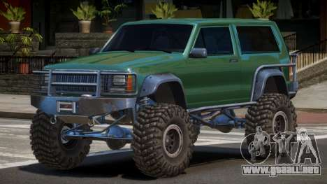 Jeep Cherokee Off-Road para GTA 4