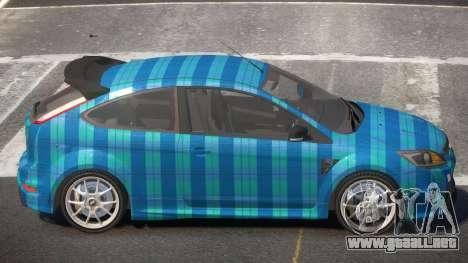 Ford Focus RS L-Tuned PJ5 para GTA 4