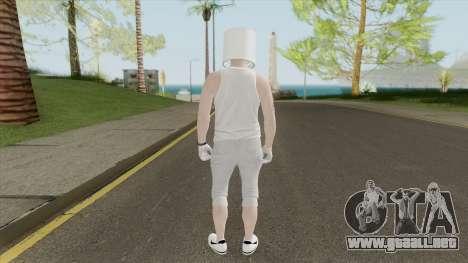 Marshmello V4 (GTA Online) para GTA San Andreas