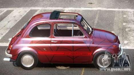 1973 Fiat Abarth PJ5 para GTA 4
