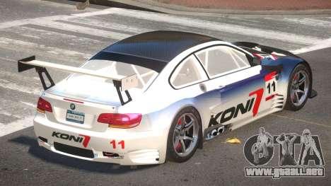 BMW M3 E92 R-Tuning PJ2 para GTA 4
