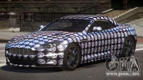 Aston Martin DBS RT PJ5 para GTA 4