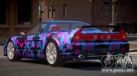 Honda NSX-R LT PJ4 para GTA 4
