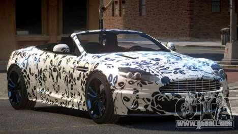 Aston Martin DBS Volante PJ5 para GTA 4