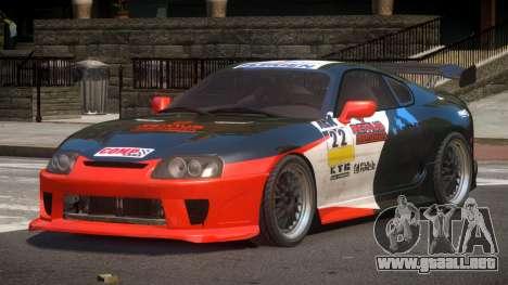 Toyota Supra SR PJ6 para GTA 4