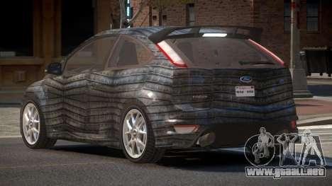 Ford Focus RS L-Tuned PJ6 para GTA 4