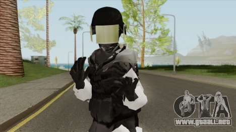 Containment Breach Guard (SCP) para GTA San Andreas