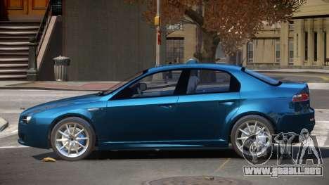 Alfa Romeo 159 SL para GTA 4