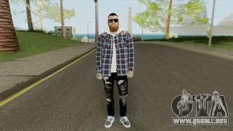 Miky Woodz para GTA San Andreas
