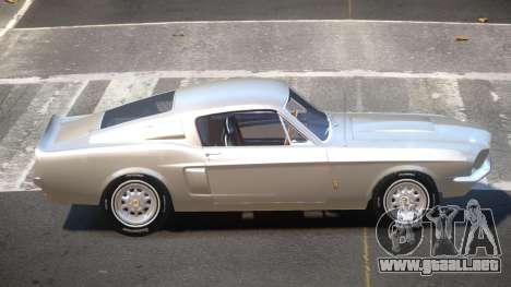 Shelby GT 500 SR para GTA 4