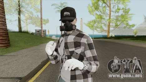Skin Random 3 (GTA Online) para GTA San Andreas