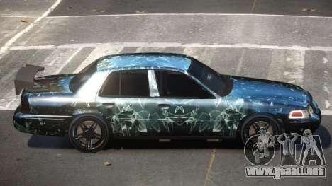 Ford Crown Victoria R-Tuned PJ3 para GTA 4