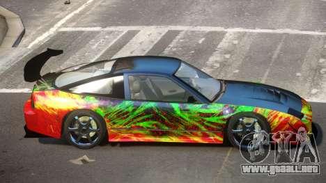 Nissan 240SX D-Style PJ2 para GTA 4