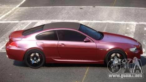 BMW M6 F12 IS para GTA 4