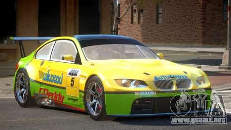 BMW M3 E92 R-Tuning PJ5 para GTA 4